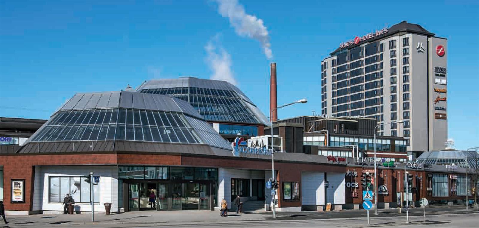 Tampereen Koskikeskuksen uudistus onnistui yli odotusten