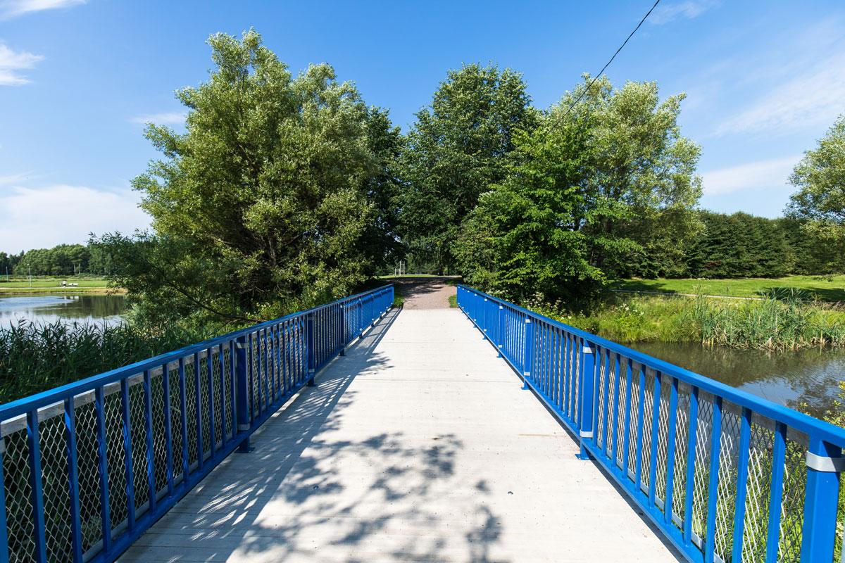 Kestävä silta Accoyasta Vantaalle