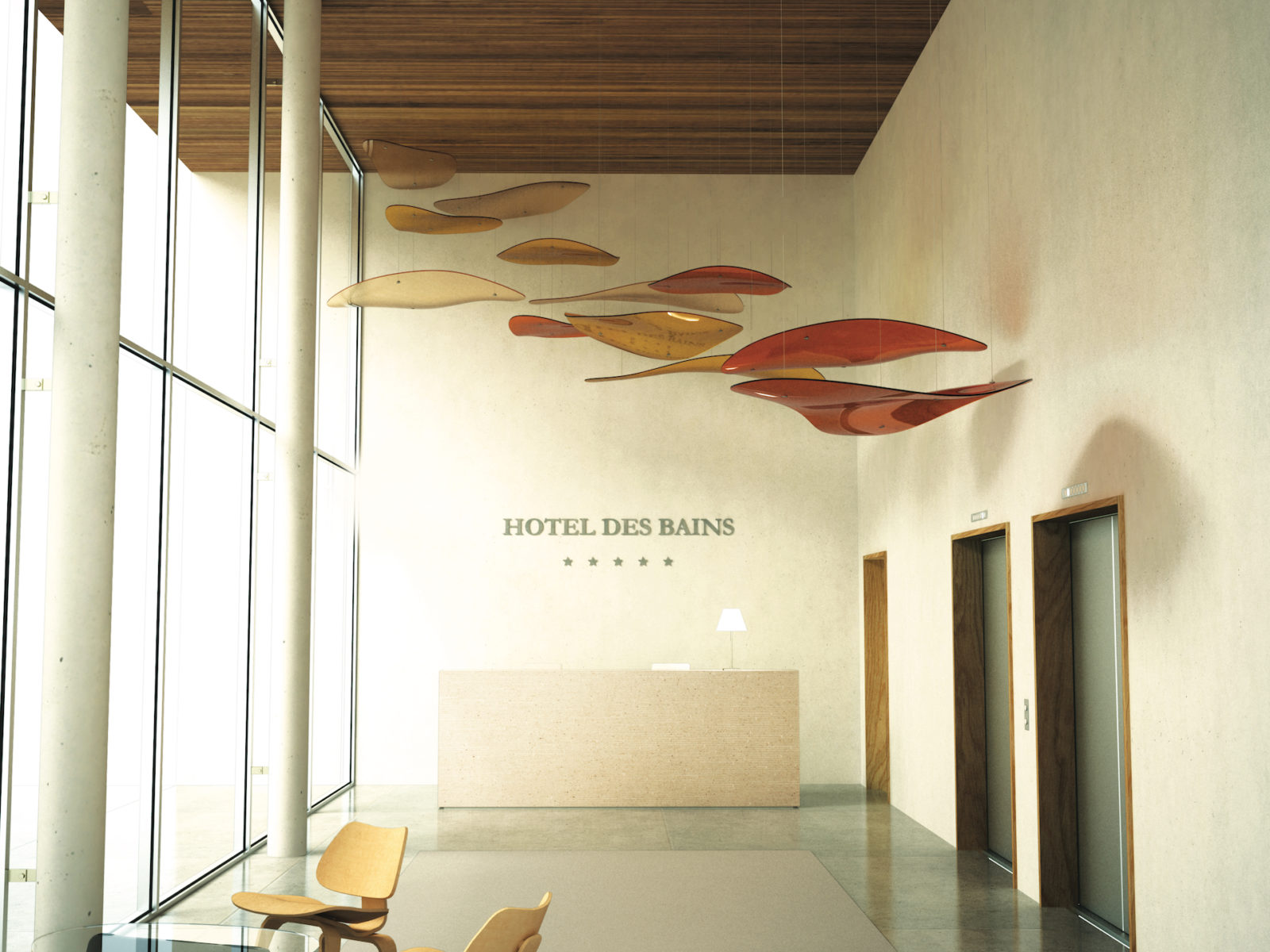 Varia Simple Spec Solitude Ceiling Shapes