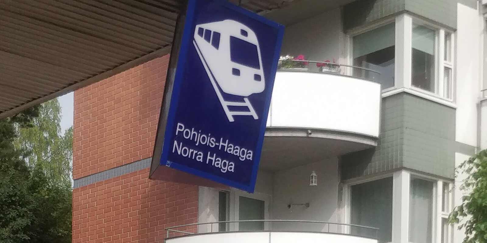 Pohjois-Haaga sai uudet maatiilet