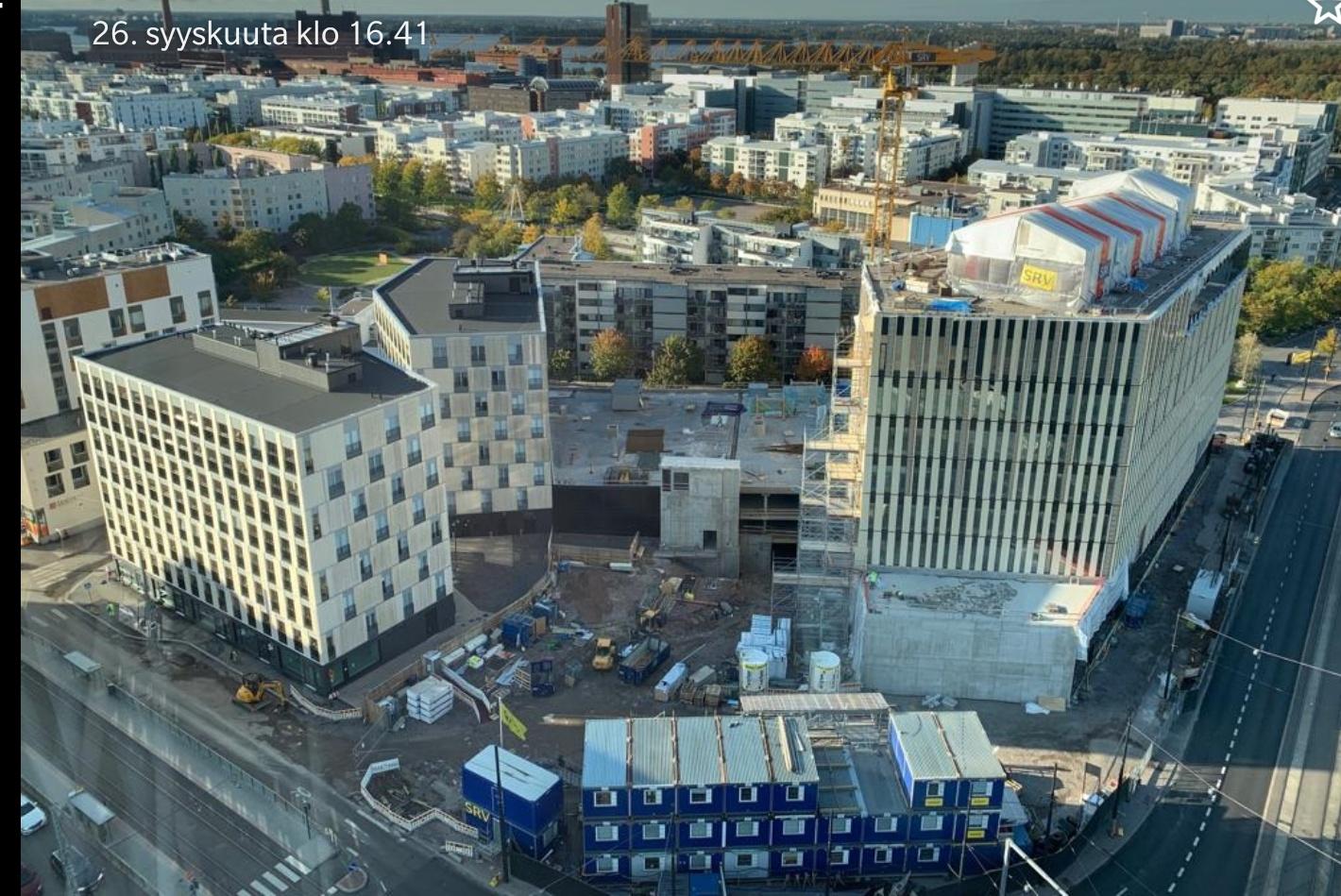 Puukerrostalot Helsingissä, Wood City 1 eli ATT.n asuinkorttelit sekä Wood City 2, Superellin pääkonttori
