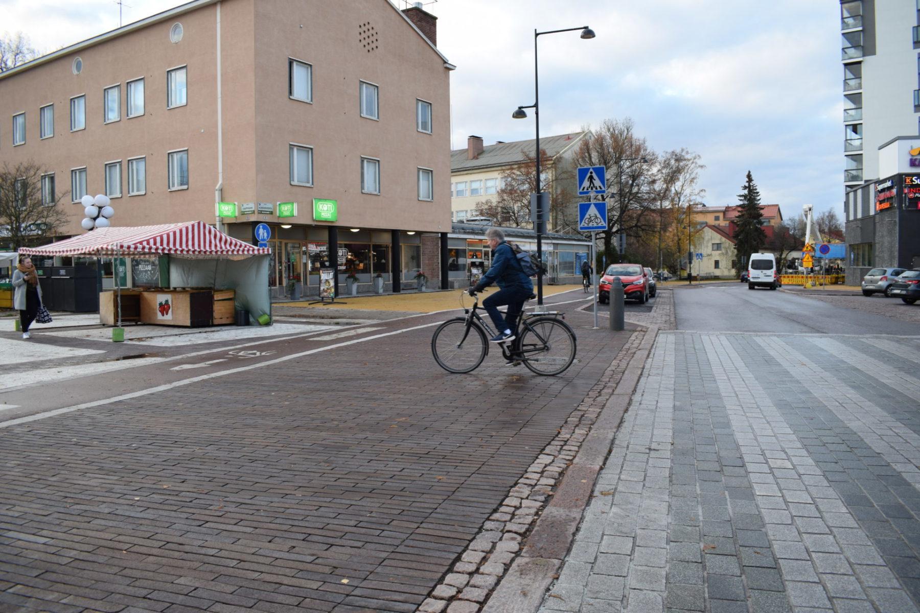 Gotland-maatiili ei ole märkänäkään liukas